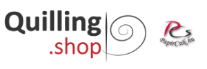 Quilling.shop - Quilling Papierstreifen, Webshop für Zubehör und Muster