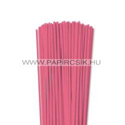 Mittel Rosa, 4mm Quilling Papierstreifen (110 Stück, 49 cm)