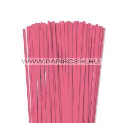 Mittel Rosa, 6mm Quilling Papierstreifen (90 Stück, 49 cm)