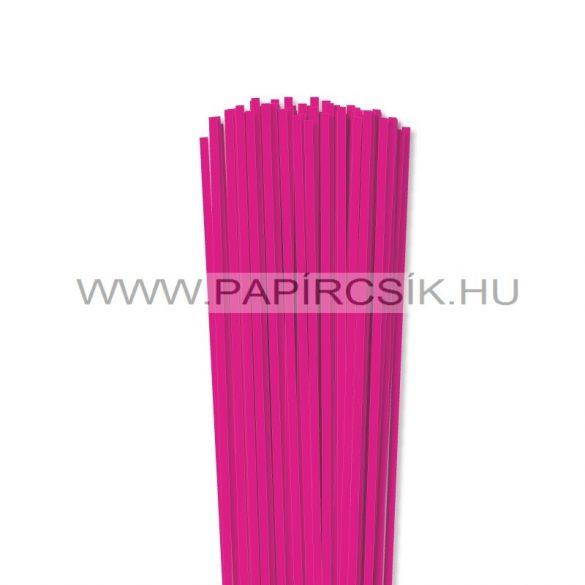 Pink, 4mm Quilling Papierstreifen (110 Stück, 49 cm)