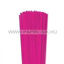 Pink, 5mm Quilling Papierstreifen (100 Stück, 49 cm)