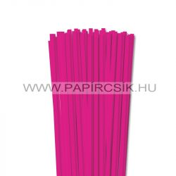 Pink, 6mm Quilling Papierstreifen (90 Stück, 49 cm)