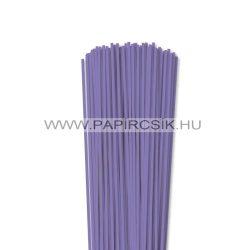 Violettblau, 3mm Quilling Papierstreifen (120 Stück, 49 cm)