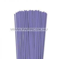 Violettblau, 5mm Quilling Papierstreifen (100 Stück, 49 cm)