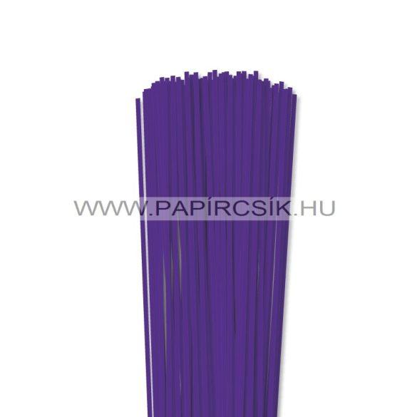 Violett, 3mm Quilling Papierstreifen (120 Stück, 49 cm)