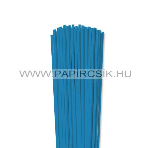 Blau, 4mm Quilling Papierstreifen (110 Stück, 49 cm)