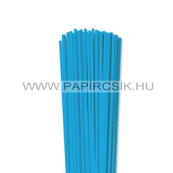 Pazifik-Blau, 4mm Quilling Papierstreifen (110 Stück, 49 cm)