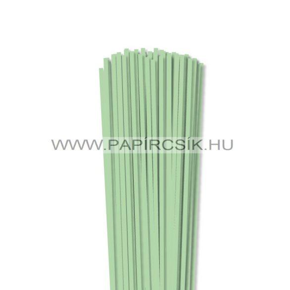 Mittelgrün, 4mm Quilling Papierstreifen (110 Stück, 49 cm)