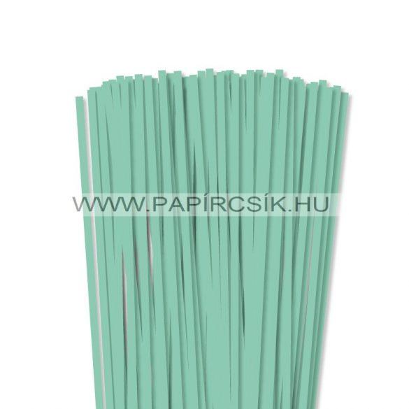 Minzgrün, 6mm Quilling Papierstreifen (90 Stück, 49 cm)
