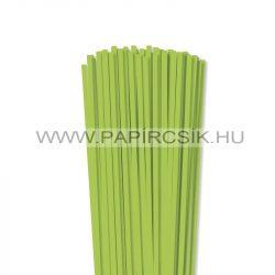 Mai-Grün, 5mm Quilling Papierstreifen (100 Stück, 49 cm)