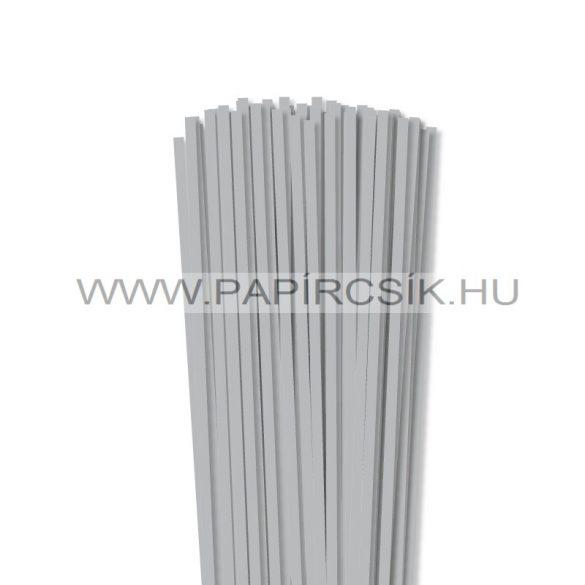Silber, 5mm Quilling Papierstreifen (100 Stück, 49 cm)