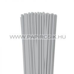 Silber, 6mm Quilling Papierstreifen (90 Stück, 49 cm)
