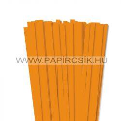 Ockergelb, 10mm Quilling Papierstreifen (50 Stück, 49 cm)