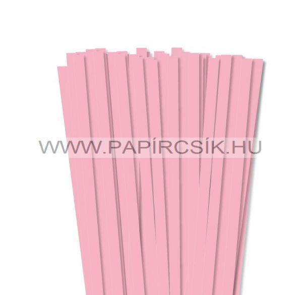 Rosa, 10mm Quilling Papierstreifen (50 Stück, 49 cm)