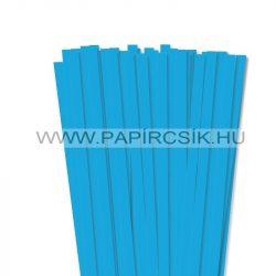 Pazifik-Blau, 10mm Quilling Papierstreifen (50 Stück, 49 cm)