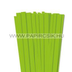 Hellgrün, 10mm Quilling Papierstreifen (50 Stück, 49 cm)