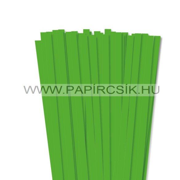 Grasgrün, 10mm Quilling Papierstreifen (50 Stück, 49 cm)
