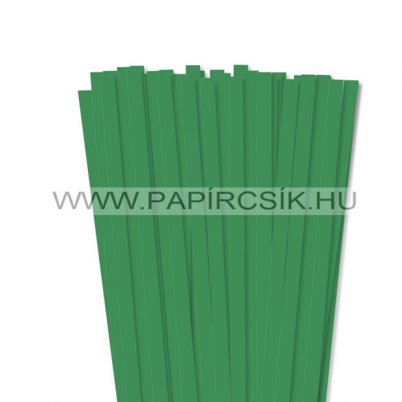Moosgrün, 10mm Quilling Papierstreifen (50 Stück, 49 cm)