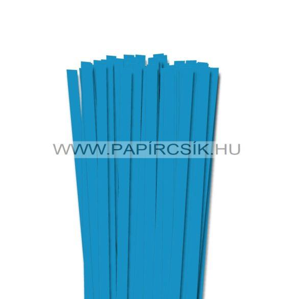 Azurblau, 10mm Quilling Papierstreifen (50 Stück, 49 cm)