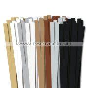 10mm Quilling Papierstreifen Starter Kit I. (8x10stk, 49cm)