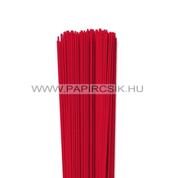 Rot, 2mm Quilling Papierstreifen (120 Stück, 49 cm)
