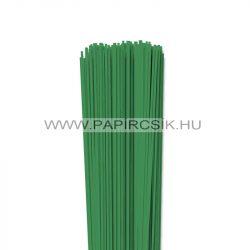 Moosgrün, 2mm Quilling Papierstreifen (120 Stück, 49 cm)