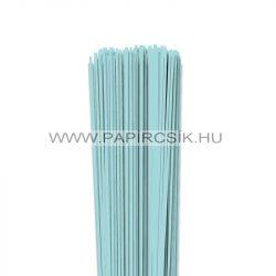 Mittelblau, 2mm Quilling Papierstreifen (120 Stück, 49 cm)