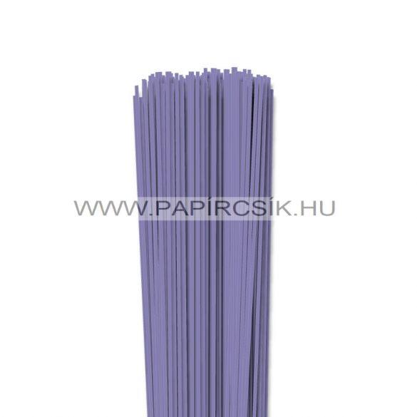 Violettblau, 2mm Quilling Papierstreifen (120 Stück, 49 cm)