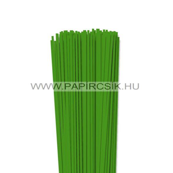 Grün, 3mm Quilling Papierstreifen (120 Stück, 49 cm)