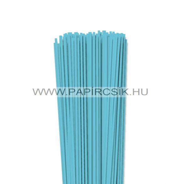 Aquablau, 3mm Quilling Papierstreifen (120 Stück, 49 cm)