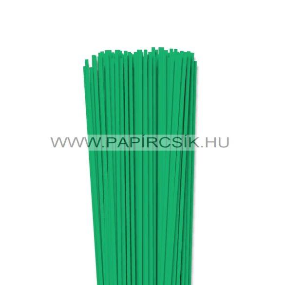 Smaragd, 3mm Quilling Papierstreifen (120 Stück, 49 cm)