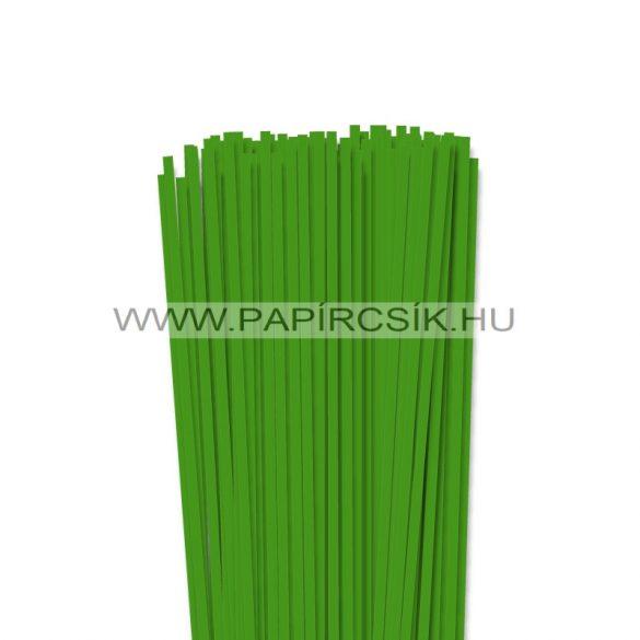 Grün, 4mm Quilling Papierstreifen (110 Stück, 49 cm)