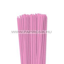 Baby Pink, 4mm Quilling Papierstreifen (110 Stück, 49 cm)