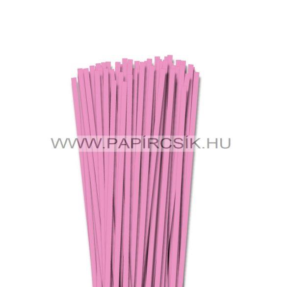 Baby Pink, 5mm Quilling Papierstreifen (100 Stück, 49 cm)