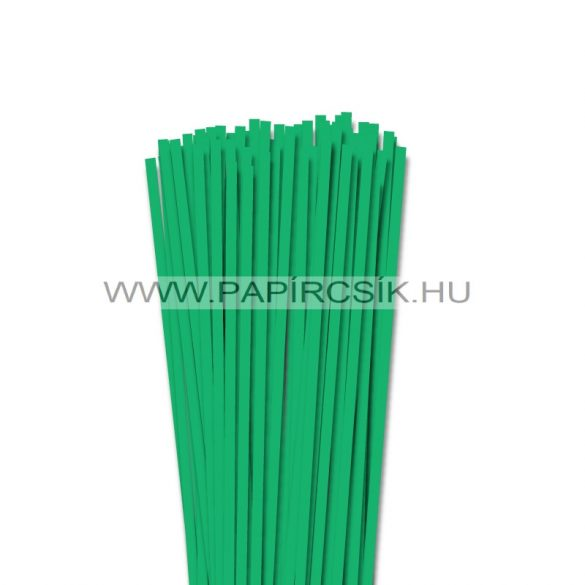 Smaragd, 5mm Quilling Papierstreifen (100 Stück, 49 cm)