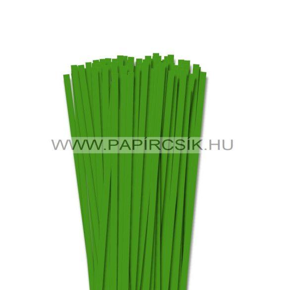 Grün, 6mm Quilling Papierstreifen (90 Stück, 49 cm)