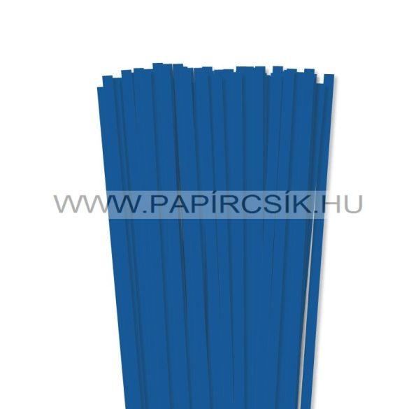 Königsblau, 7mm Quilling Papierstreifen (80 Stück, 49 cm)