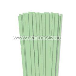 Mittelgrün, 7mm Quilling Papierstreifen (80 Stück, 49 cm)