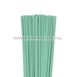 Minzgrün, 7mm Quilling Papierstreifen (80 Stück, 49 cm)