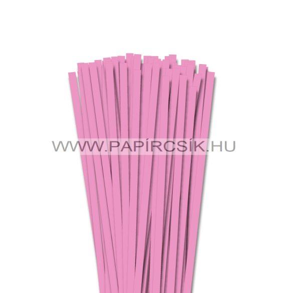 Baby Pink, 7mm Quilling Papierstreifen (80 Stück, 49 cm)