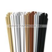 7mm Quilling Papierstreifen Starter Kit I. (8x10stk, 49cm)