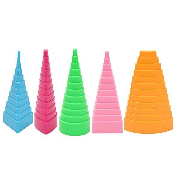 Quilling Formwerkzeug in 5 verschiedenen Formen