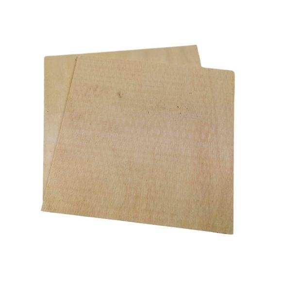 Sperrholz (16x16cm,  3mm, 1Stk.)