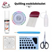 Quilling Toolkit, Set (II. - Anfänger)