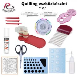 Quilling Toolkit, Set (V. - Groß)