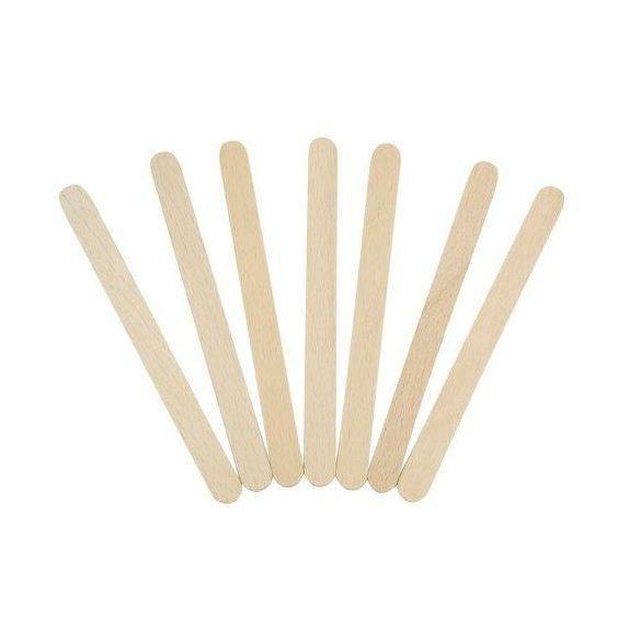 Holzspatel, 10 Stück (150 x 18 mm)