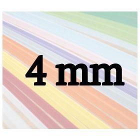 4mm Quilling Papierstreifen