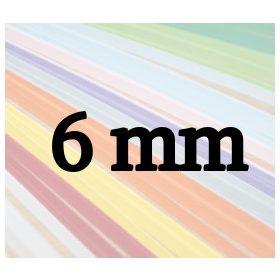 6mm Quilling Papierstreifen