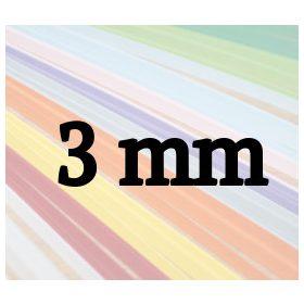 3mm Quilling Papierstreifen